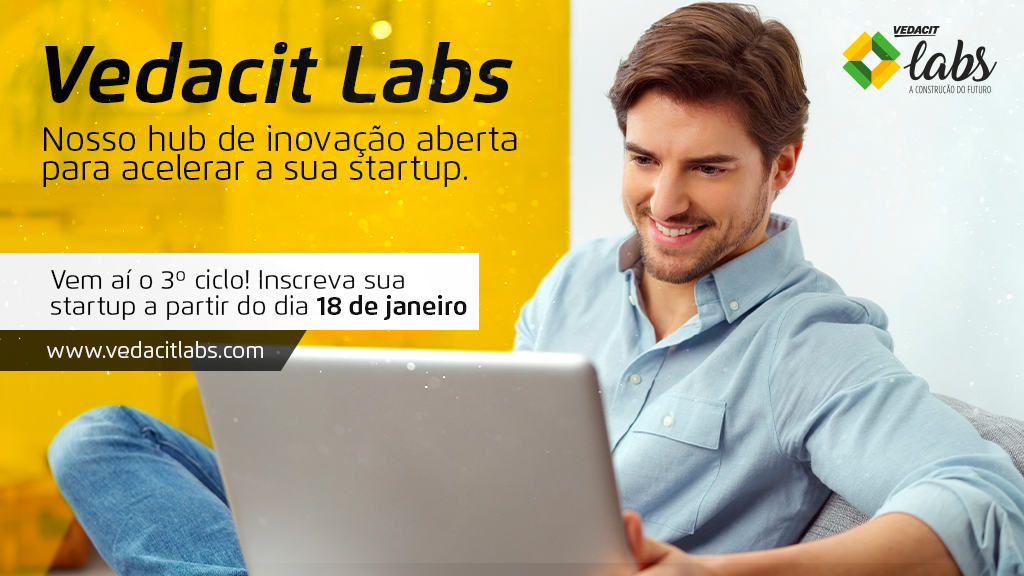 Participe do Ciclo 3 Vedacit Labs
